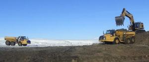 Добыча угля на «Фандюшкинском поле»